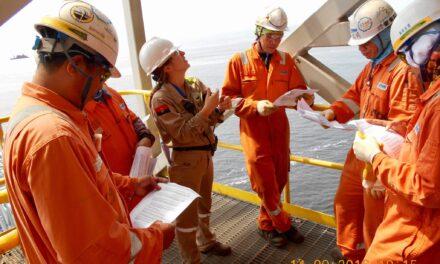 Safety Advisor Elyse Knudsen