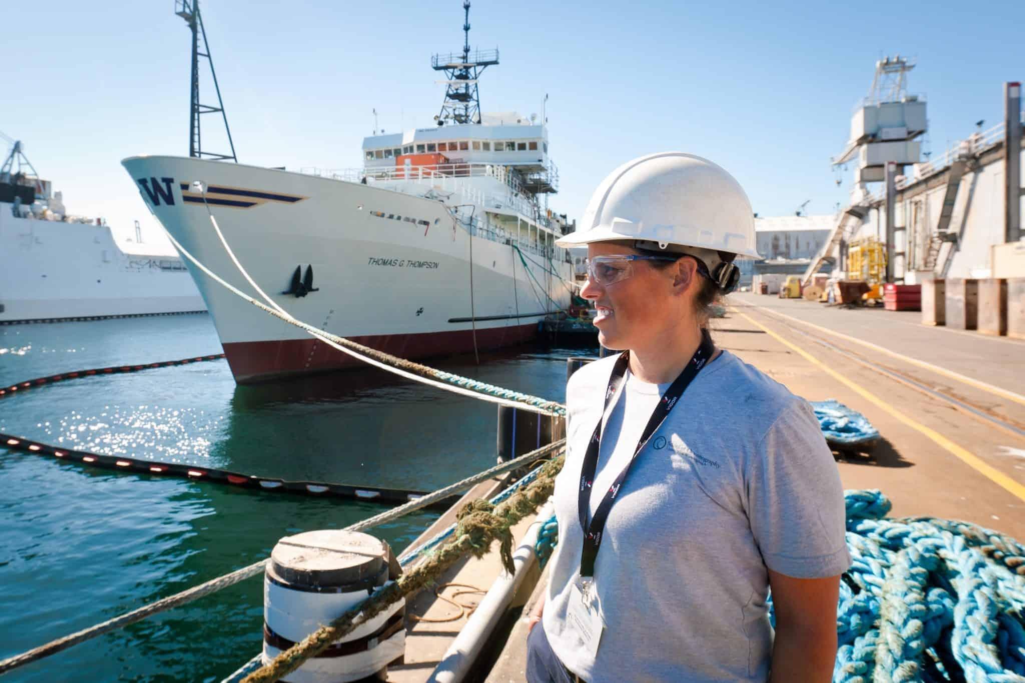 Women Offshore