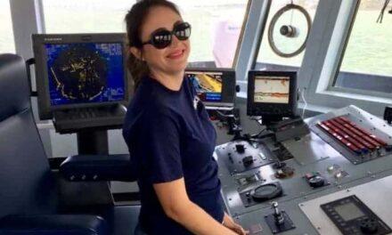 Captain Sondra Kilian