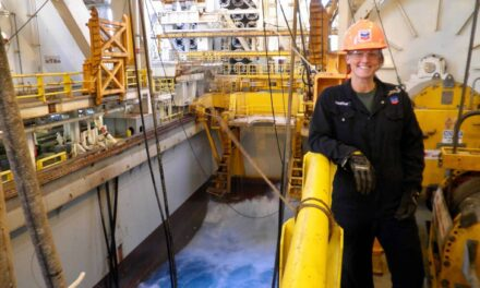 BOP Field Engineer Heather Hibbard