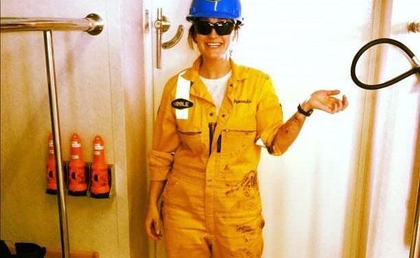 Dynamic Positioning Operator Amanda Locke