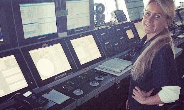 Chief Officer Brigitte Hagen-Peter