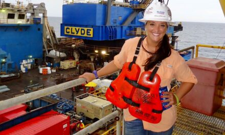 Subsea Engineer Chelcie Babin