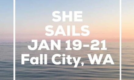 She Sails Meetup 2018