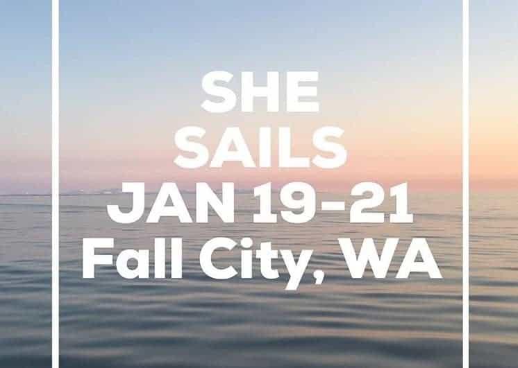 She Sails Meetup 2018