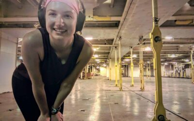 Training at Sea to Run the World in 7 Days