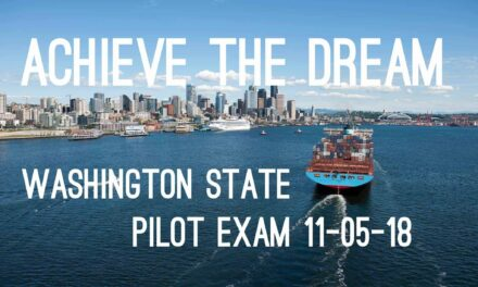 A Day in the Life of a Puget Sound Pilot