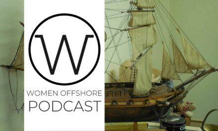 Life as a Ship's Agent, Podcast Episode 8 - Women Offshore