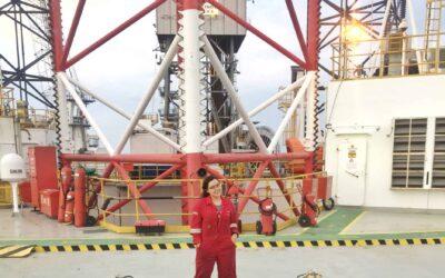 Completion Engineer Aisha Anastasia