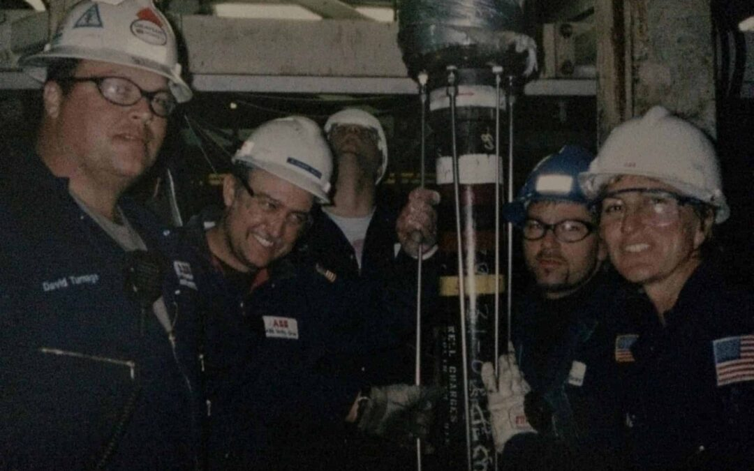 A Woman of Firsts, Subsea Expert Vicki Corso