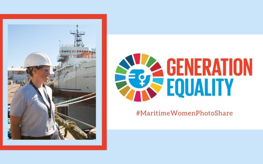 The power of visibility – IMO launches photo search for women in maritime