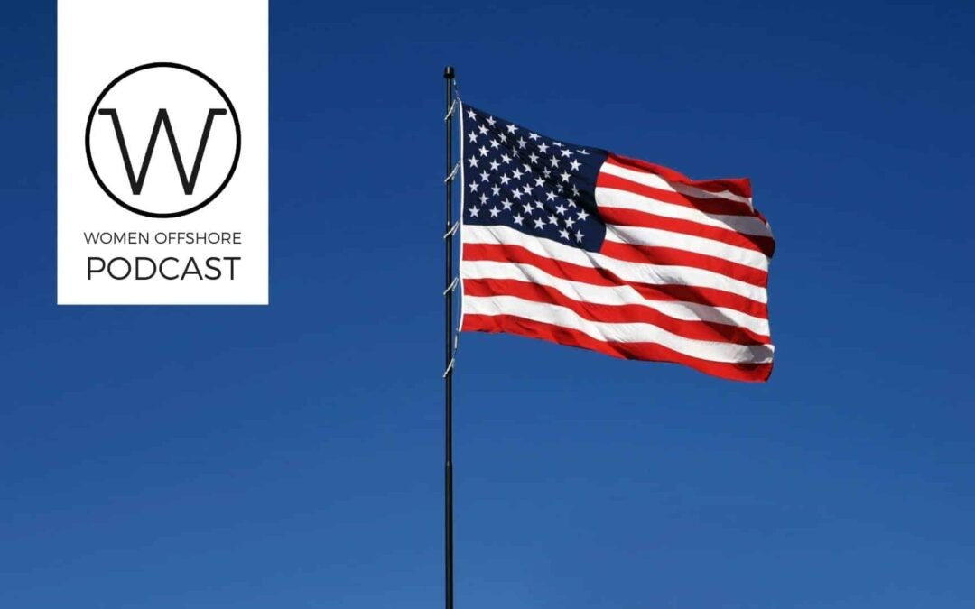 Admiral Mark Buzby, US Maritime Administrator, Podcast Episode 24