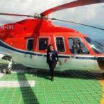 Radio Operator Maria Quiteria Rego Thrives Offshore