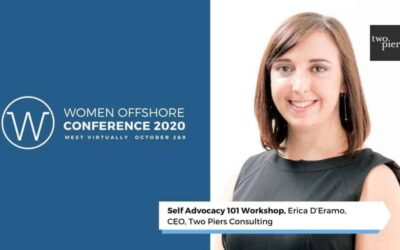 Self Advocacy 101 Workshop, Women Offshore Virtual Conference