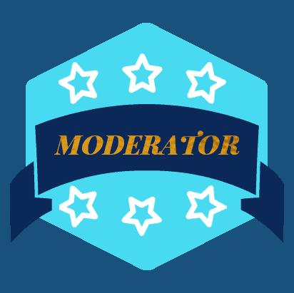 Moderator - Level 1