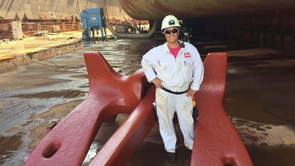 The 'Secret' to Mentoring with Captain Jessie Shifalo