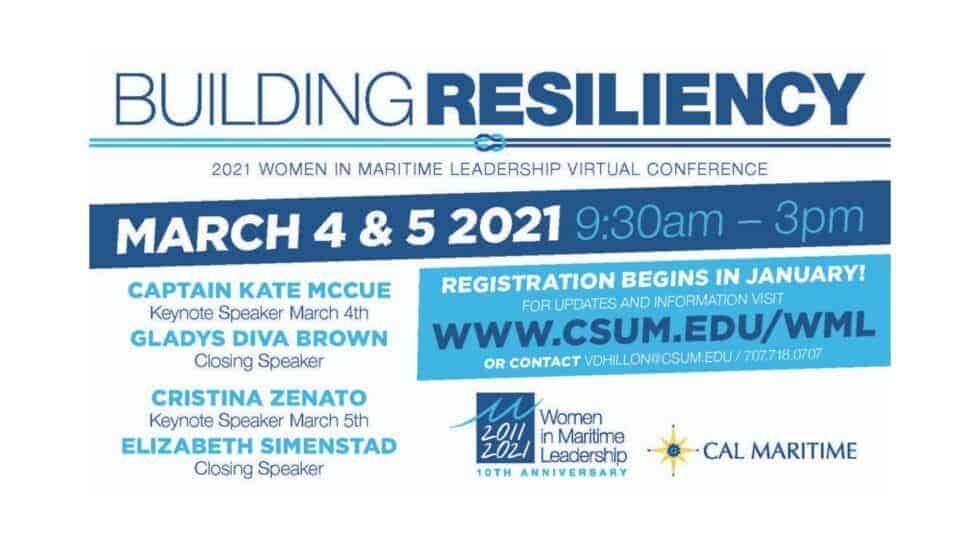 2021 Women in Maritime Leadership Conference