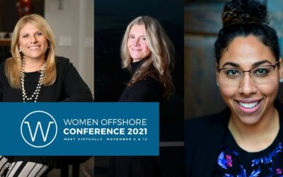 Women Offshore Conference 2021, Meet the Keynotes!