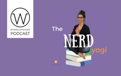 Beating Insomnia with the Nerd Yogi, Episode 71