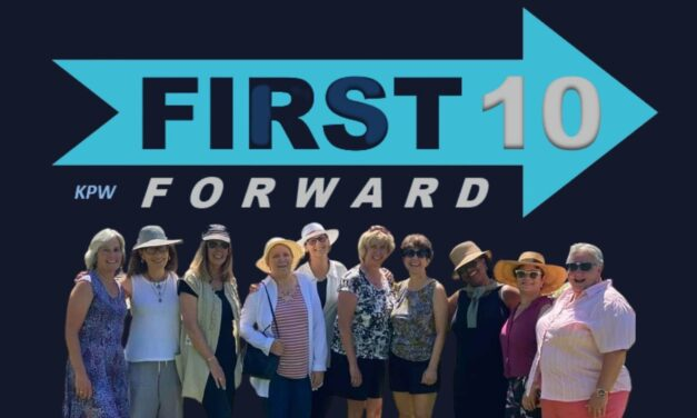 First10Forward Awards Grant to Women Offshore Foundation