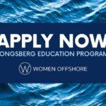 Apply Now! Kongsberg Education Program